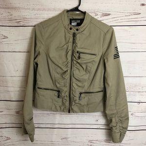 William Rast Military Jacket